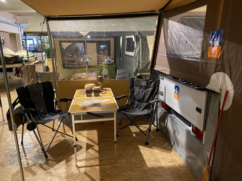 3Dog Camping ScoutDog  NIEUW