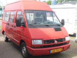 Renault Traffic 74 PK technisch in orde met APK