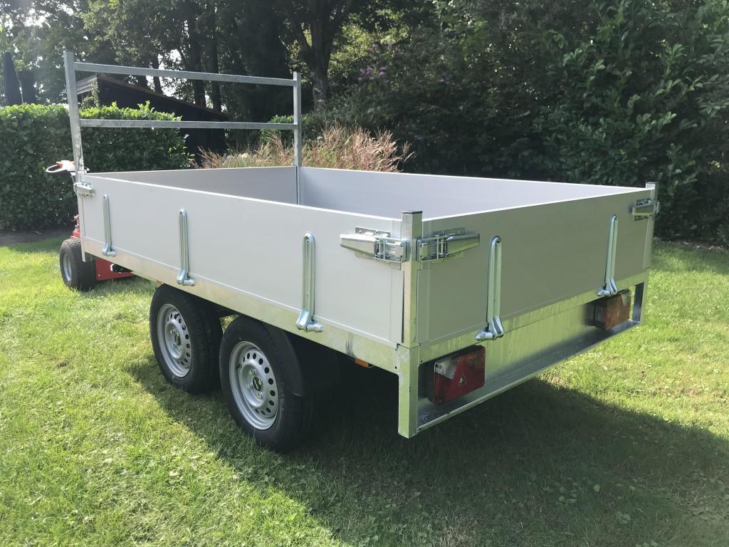 BW-Trailers Kipper-750kg-B-rijbewijs