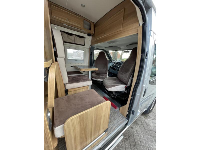 Karmann Dexter 560 GO Buscamper Vast Bed Airco