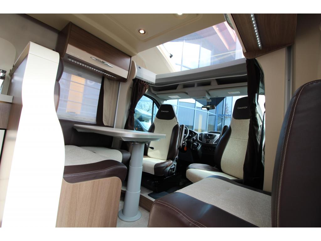 Chausson Welcome 718 EB Queensbed + Hefbed