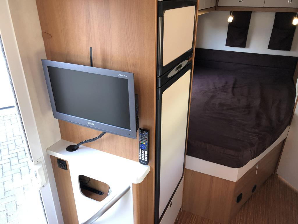 TEC Travel Style 662 Vastbed-Hefbed 29.275 KM