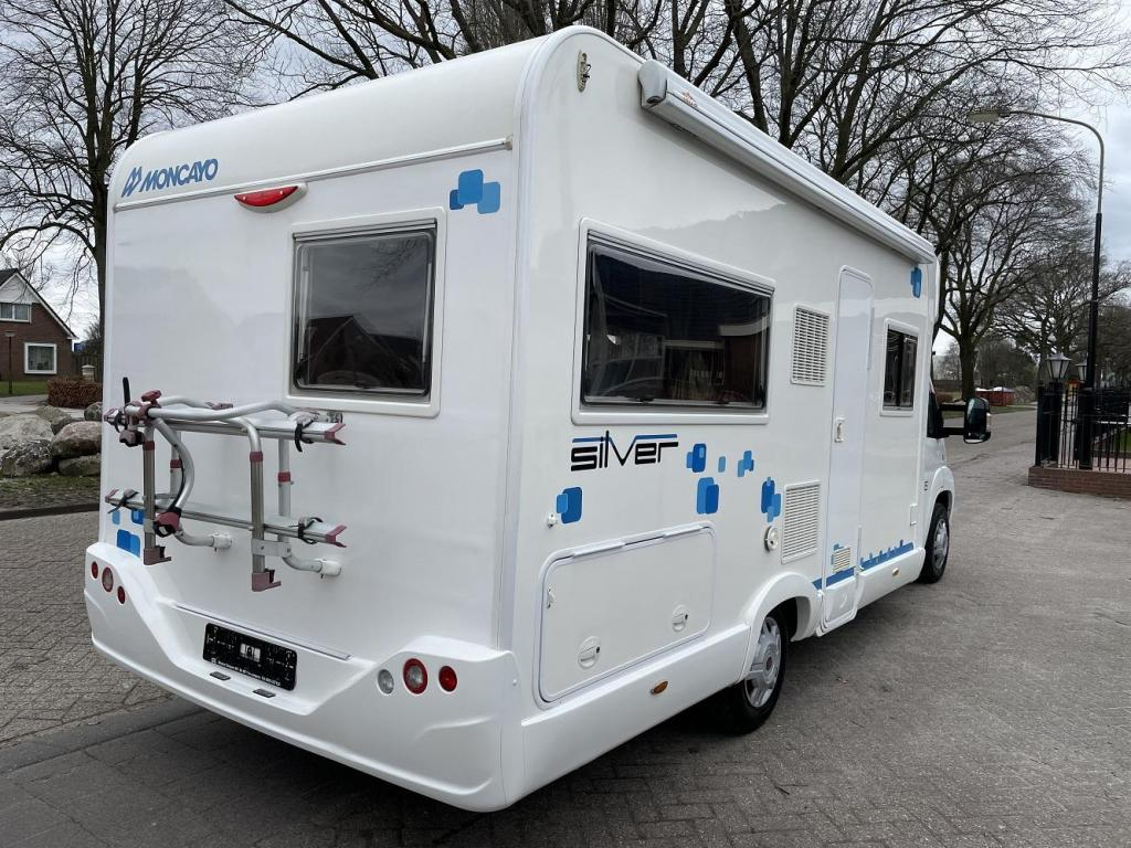 Moncayo Silver 640 T Top-Indeling Airco 2008