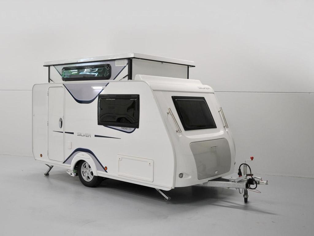 Trigano Silver Trend 310 Caravan met hefdak