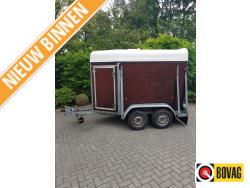 Sluis pony/kleinvee trailer