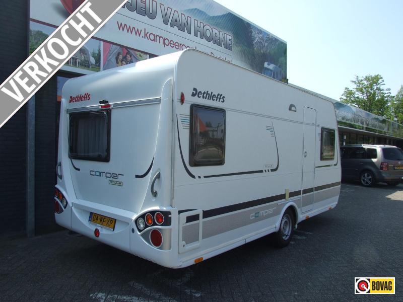 Dethleffs Camper Style 450 DB