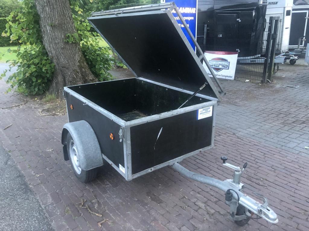 Hoka Bagagewagen montagewagen