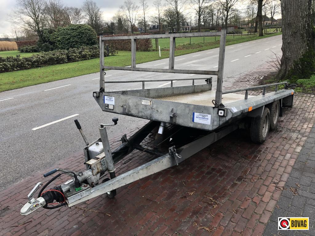 Hapert H-Multi kantelbare machinetransporter