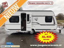 Fendt Bianco 465 SFB met ALKO MOVER