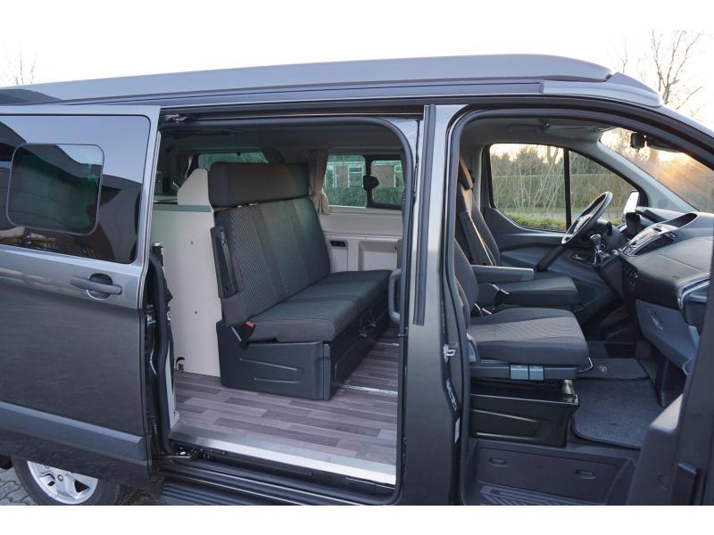 Ford Westfalia Nugget  155PK CAMERA