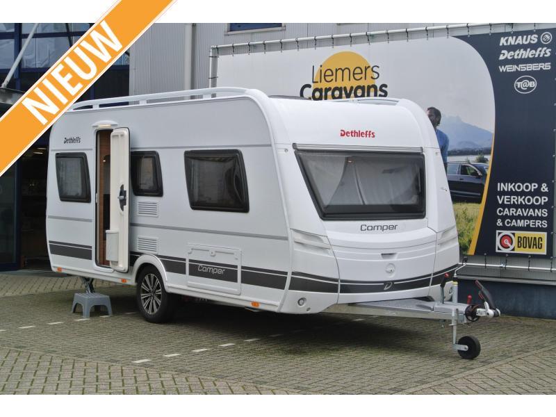 Dethleffs Camper 470 ER - '90 years edition'