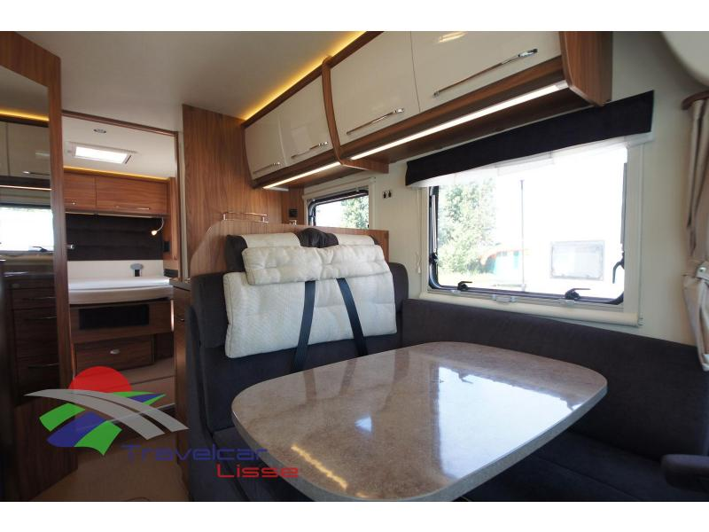 Itineo MB 740 By Rapido. Vrijstaand bed - 2015