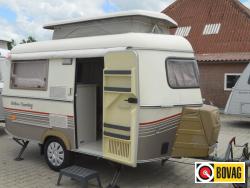 Eriba Touring Pan 320 T incl. toilet en luifel !